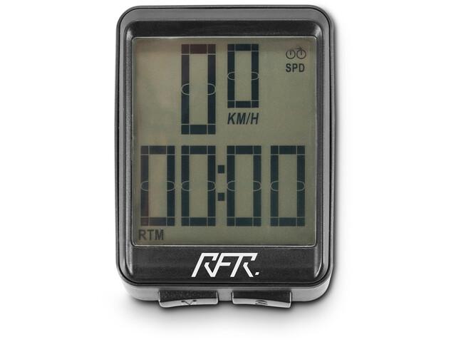 Cube RFR CMPT - Compteur sans fil - wireless noir